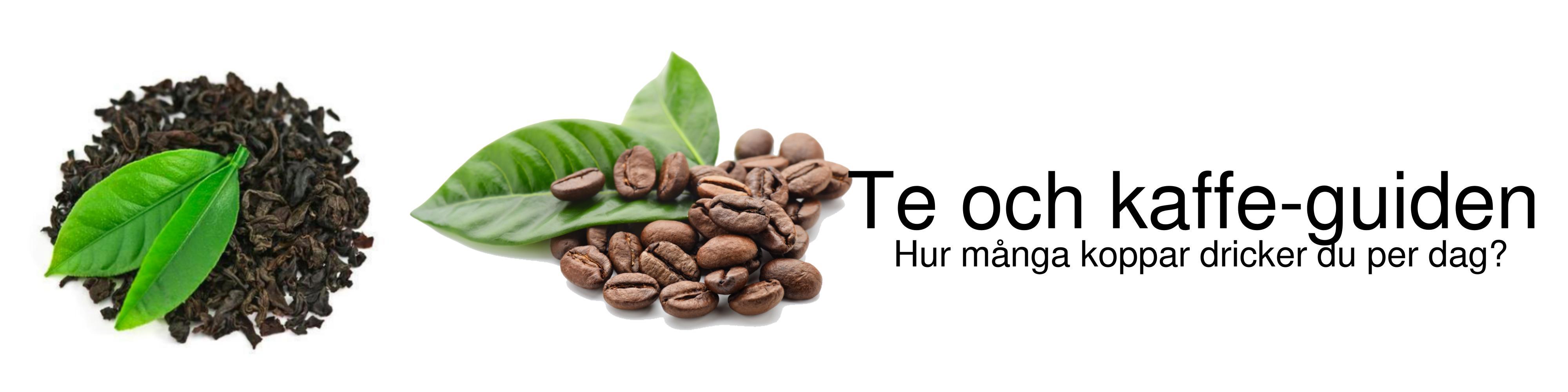 Teblogg & kaffeblogg: Läs de senaste nyheterna!